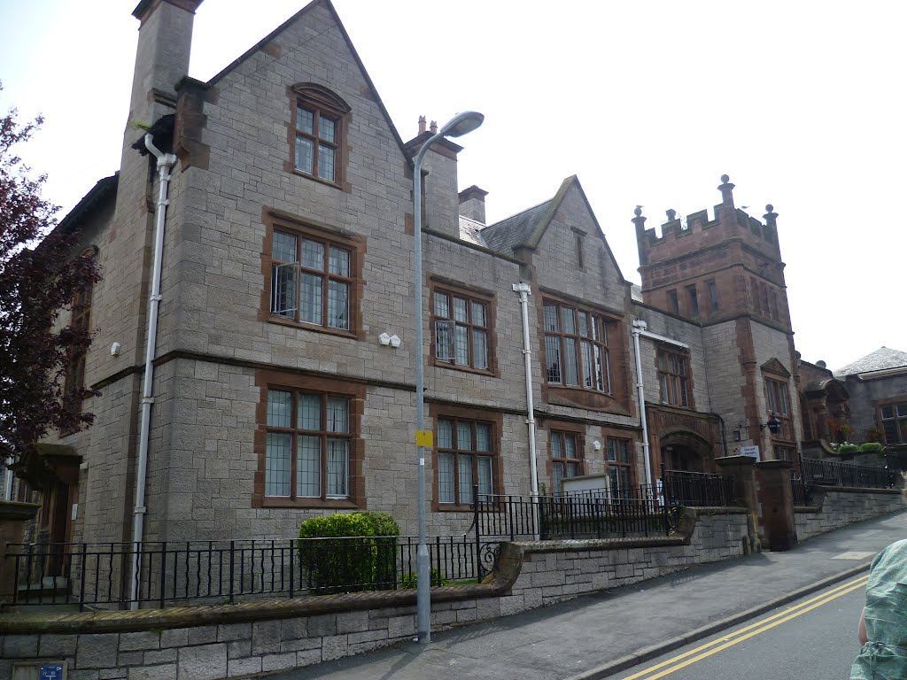 Colwyn Bay Police Station (Grade 2 listed)